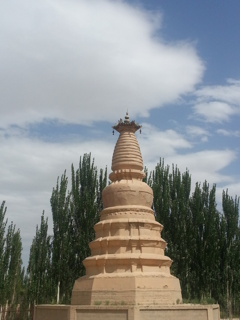 The White Horse Pagoda - Not Grand, but Real