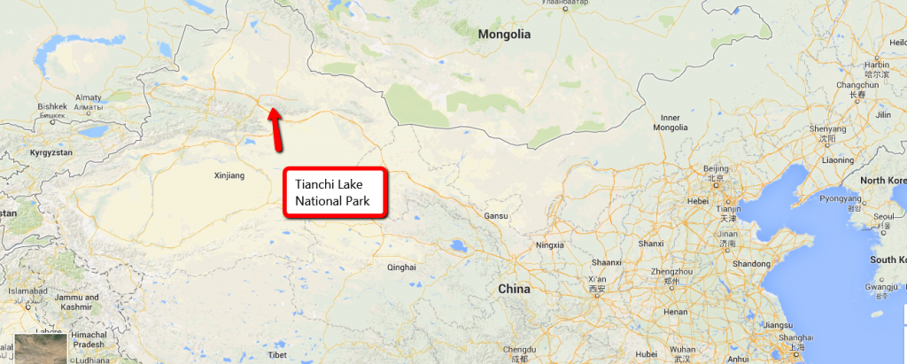 Tianchi's_position_in_China