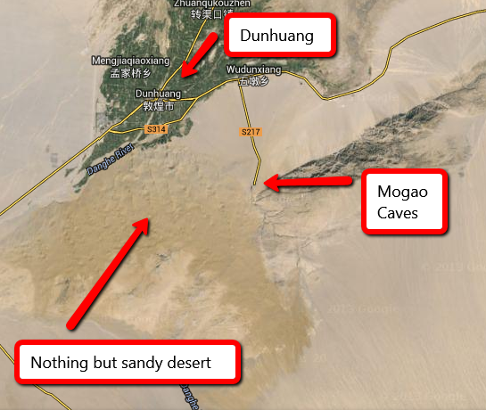 Dunhuang_Area