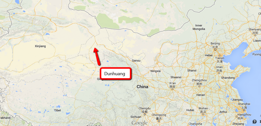 Dunhuang_in_China