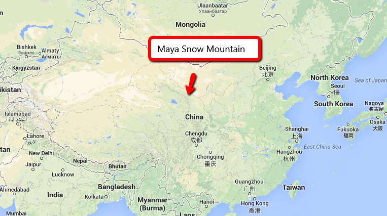 Maya_Snow_Mountain_in_China