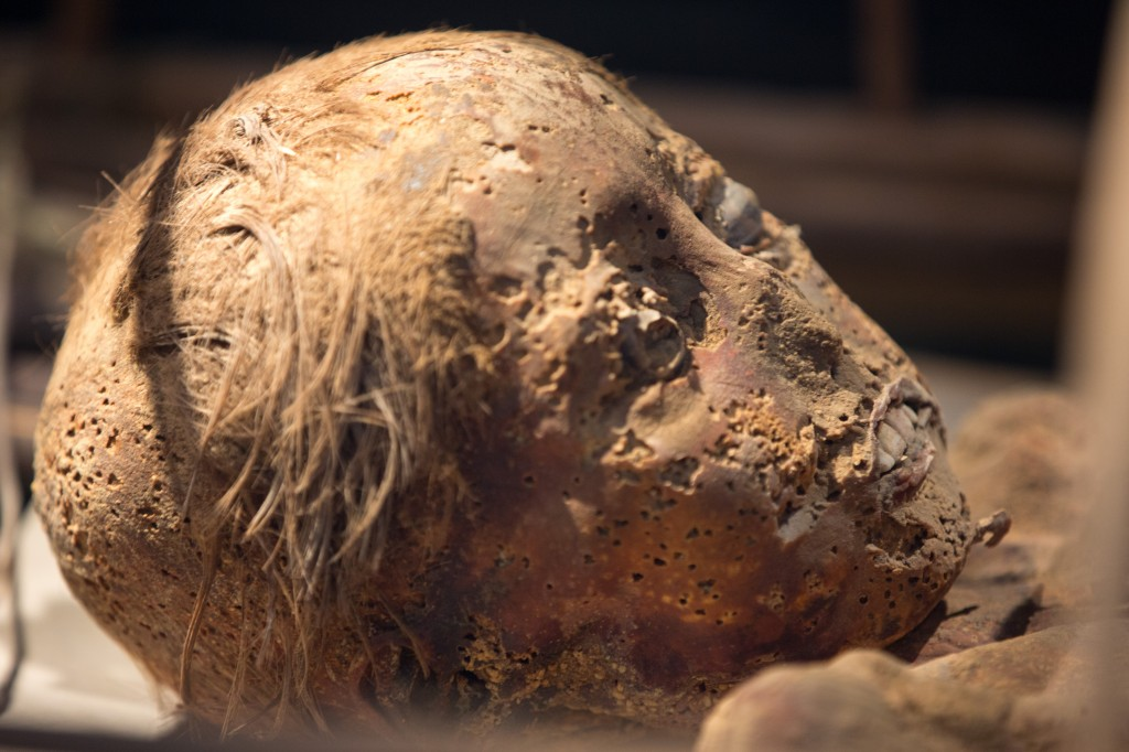 Mummies of Turpan